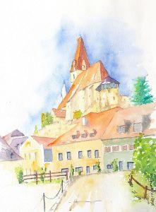 Weissenkirchen_Wehrkirche